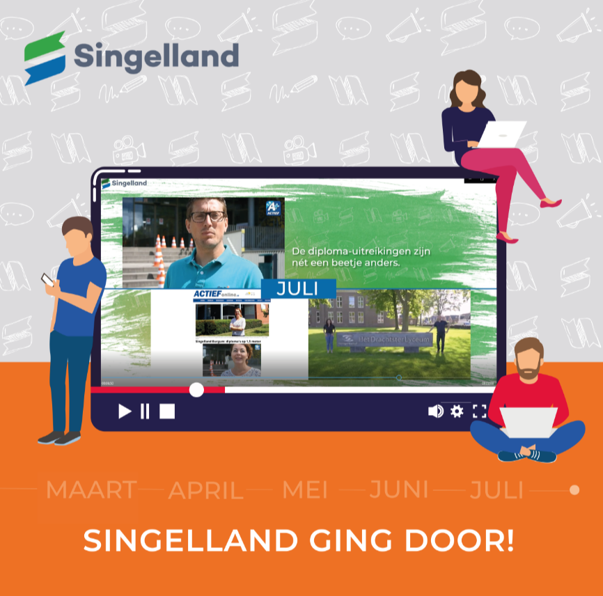 Singellan ging door video